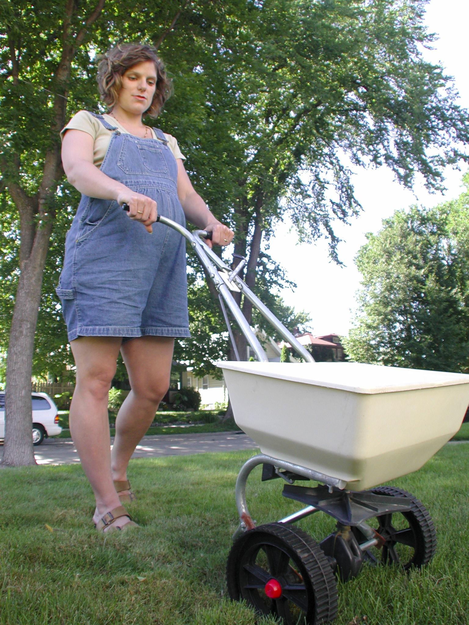 Lawn Care - Fertilizing