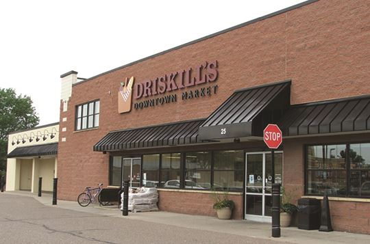 Driskills Downtown Market, 25 11th Avenue North