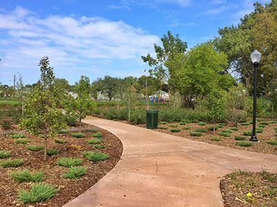 Cottageville Park Community Garden