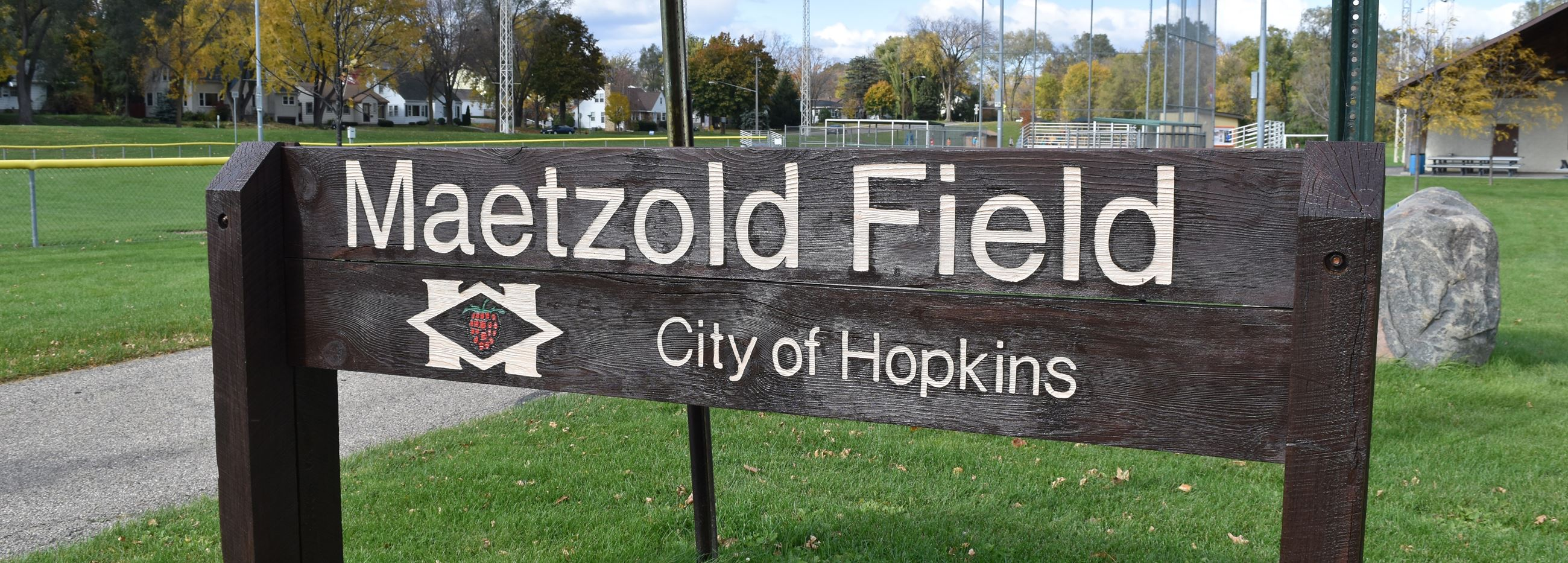 Maetzold Field City of Hopkins